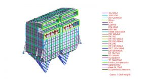 Design modifications on existing SCR reactor revB